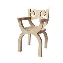 """Кукольная мебель """"Кресло"""" №3, 8х7х7 см"""