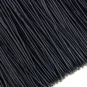 Шнур синтетический плетеный, цвет черный 2 мм, 1м