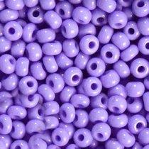 Бисер чешский PRECIOSA №229-10/0-33020- натуральный, фиолетовый светлый, 10 г