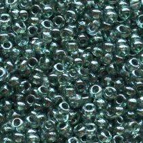 Бисер чешский PRECIOSA №813-10/0-48055- кристаллический, серо-зеленый , 10 г