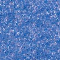 Бисер чешский PRECIOSA №804-10/0-01234- кристаллический, бледно-голубой, 10 г