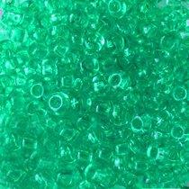 Бисер чешский PRECIOSA №820-10/0-01164- кристаллический, бирюзовый, 10 г