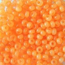 Бисер чешский PRECIOSA №415-10/0-2184- алебастровый персиковый, 10 г