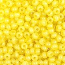 Бисер чешский PRECIOSA №414-10/0-02281- алебастровый бледно-желтый, 10 г