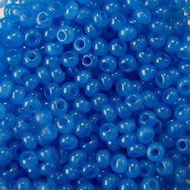 Бисер чешский PRECIOSA №425-10/0-17836- алебастровый джинс, 10 г
