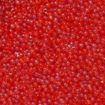 Бисер чешский PRECIOSA №717-10/0-96030- глазурованный, апельсиновый, 10 г
