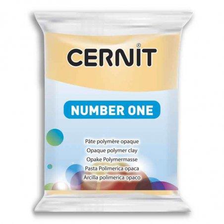 Полимерная глина CERNIT NUMBER ONE, №739 - капкейк, 56 г