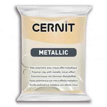 Полимерная глина CERNIT METALLIC, №045- шампань, 56 г