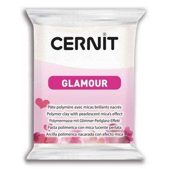 Полимерная глина Cernit Glamour, 62г, №010 - белый