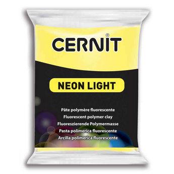 Полимерная глина Cernit Neon, 62г, №700 - желтый