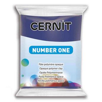 Полимерная глина CERNIT NUMBER ONE, №246 - темно-синий, 56 г