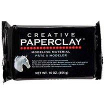 Самотвердевающая масса для лепки кукол Paperclay 454 г