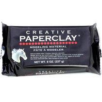 Самотвердевающая масса для лепки кукол Paperclay, 227 грамм
