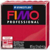 Полимерная глина Fimo Professional, 85 гр. №29, кармин