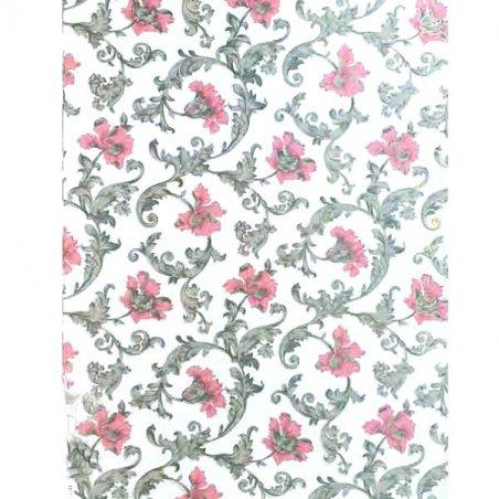 Лист дизайнерской бумаги 34,5х24,5 см, №16/697, плотность 90г/м2, 1 лист
