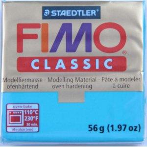 Полимерная глина Fimo Classic, 56г - №57, травяной