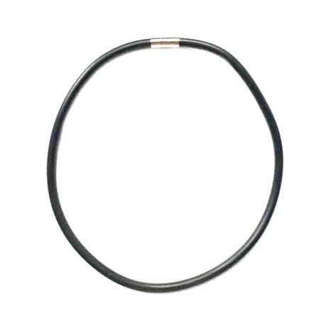 Каучуковый шнур, диаметр - 6 мм, длина - 51 см