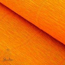 Креп-бумага (гофро-бумага) Cartotecnica Rossi,180г/м², 50смх2,5м, №581 Огненный