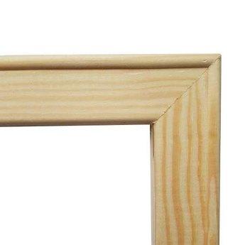 Деревянный подрамник (сосна) 33х33 см