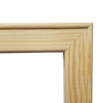 Деревянный подрамник (сосна) 32х32 см