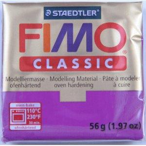 Полимерная глина Fimo Classic, 56г - №32, бирюзовый