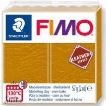Полимерная глина Fimo LEATHER effect, 57 г, №179, охра