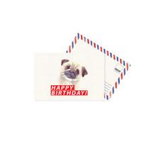 "Открытка ""НВ dog"" 15х10 см"