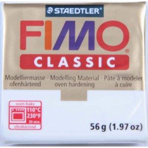 Полимерная глина Fimo Classic, 56г - №15, подсолнух