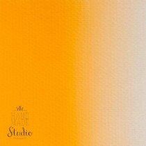 Краска масляная МАСТЕР-КЛАСС кадмий жёлтый тёмный, 46 мл, ЗХК