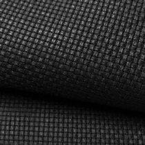 Канва для вышивки №14, 50х50 см, цвет черный, Китай