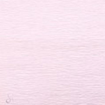 Креп-бумага (гофро-бумага) Cartotecnica Rossi,180г/м², 50смх2,5м, №616 Нежный светло-розовый