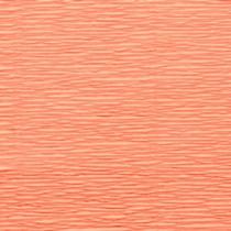 Креп-бумага (гофро-бумага) Cartotecnica Rossi,180г/м², 50смх2,5м, №617 Оранжево-лососевый