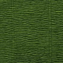 Креп-бумага (гофро-бумага) Cartotecnica Rossi,180г/м², 50смх2,5м, №622 Пастельный горохово-зеленый