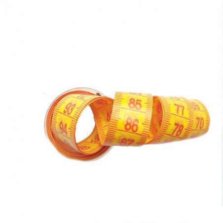 Сантиметр в пластиковом футляре, цвет в ассортименте