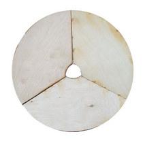 """Заготовка для декорирования """"Модульный круг"""" (3 элемента), 32,5 см"""