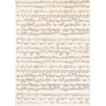Рисовая бумага для декупажа  PAU 48