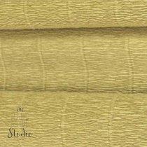 Креп-бумага (гофро-бумага) Cartotecnica Rossi,180г/м², 50смх2,5м, №611 Хаки светлый