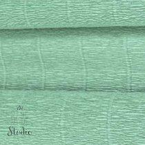 Креп-бумага (гофро-бумага) Cartotecnica Rossi,180г/м², 50смх2,5м, №621 Грязно-голубой
