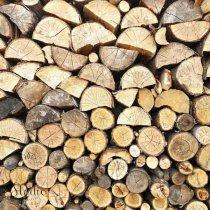 Виниловый безбликовый фотофон Дерево №5, 50*50 см