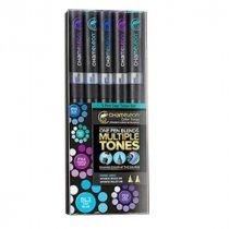 Набор 5 маркеров Chameleon Color Tones (Холодные тона) СТ0504
