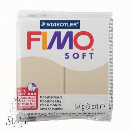 Полимерная глина Fimo Soft, 57 г, №70, сахара