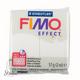 Полимерная глина Fimo Effect, 56г, 014, белый полупрозрачный