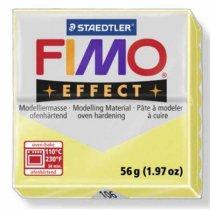 Полимерная глина Fimo Effect, №106, перламутровый желтый, 57 г