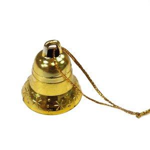 Декоративный колокольчик с подвеской, 2 см (1 штука)