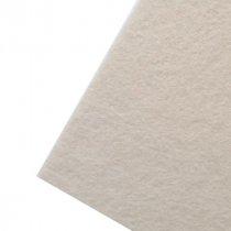 Фетр листовой 3мм, цвет молочный