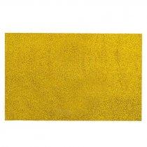 Фоамиран с глиттером на клеевой основе, цвет золотой 2 мм. 20х30 см