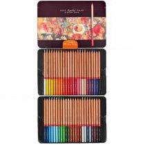 Набор цветных художественных карандашей Fine Art/48TN, MARCO, 48 цветов