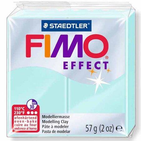 Полимерная глина Fimo Effect, №505, пастель мята, 57 г