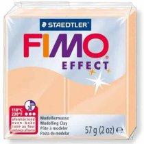 Полимерная глина Fimo Effect, №405, пастель персик, 57 г