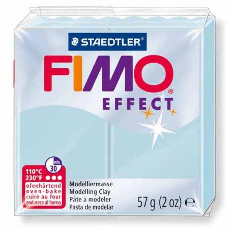 Полимерная глина Fimo Effect, №306, ледяной кварц, 57 г